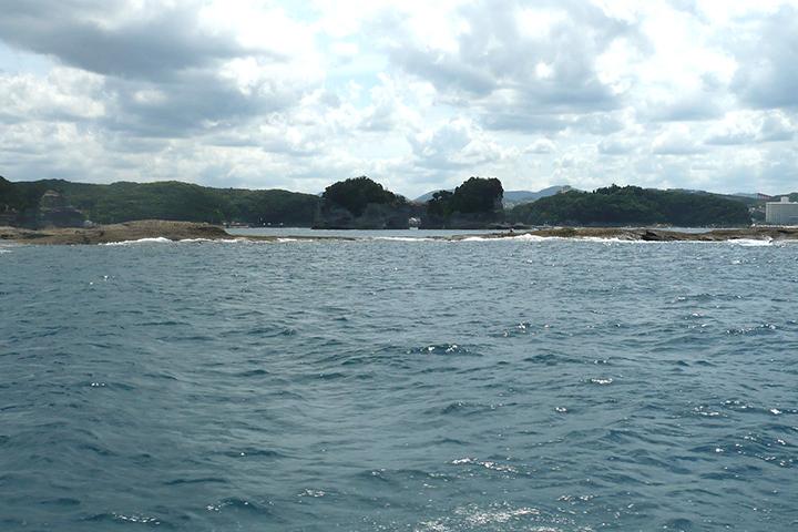 和歌山県南紀白浜での海洋散骨