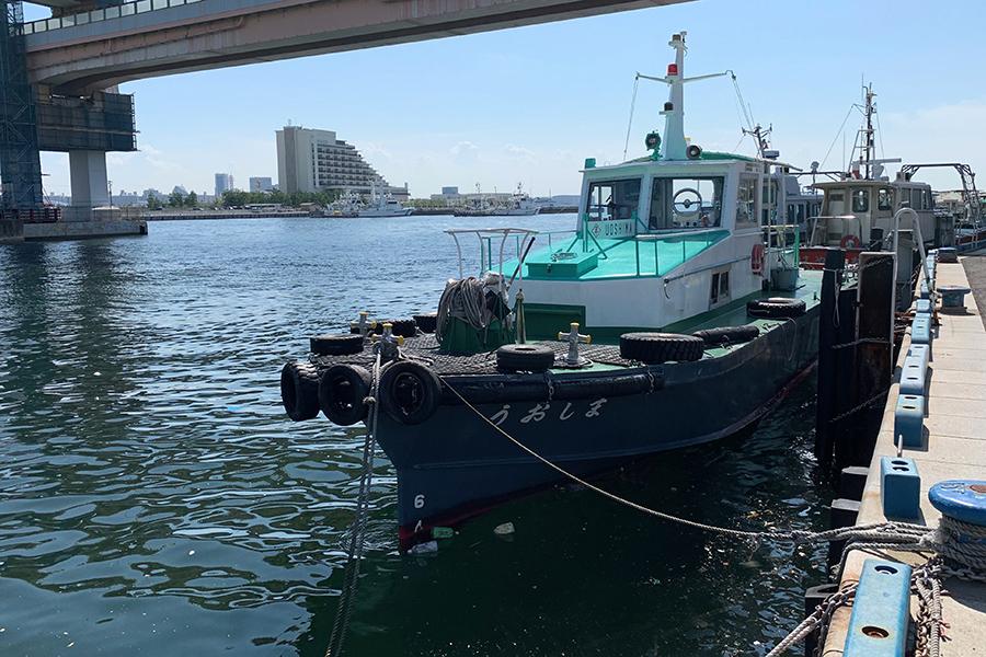 神戸の海洋散骨出航場所