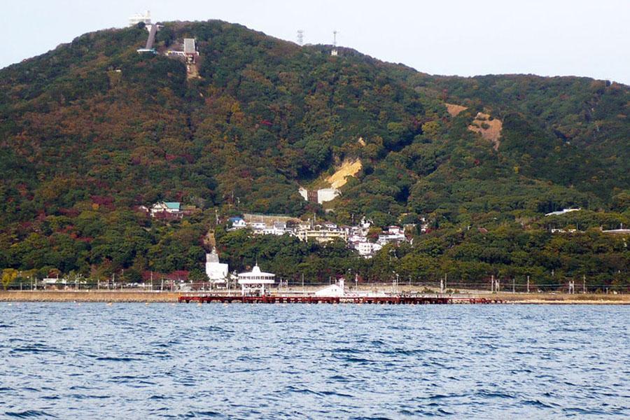 神戸の散骨海域