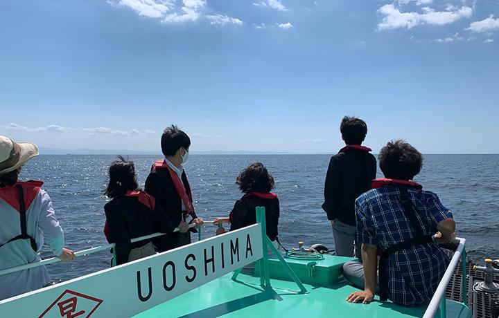 神戸での海洋散骨