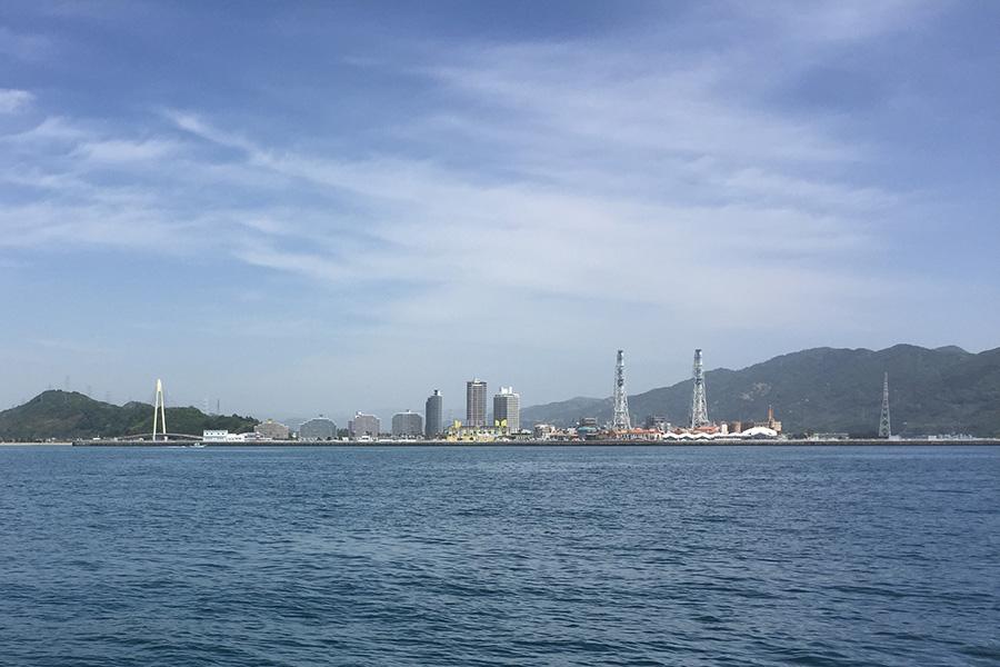 マリーナシティの写真